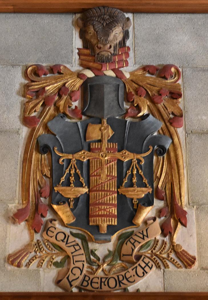 Lawrie's Supreme Court Coat of Arms